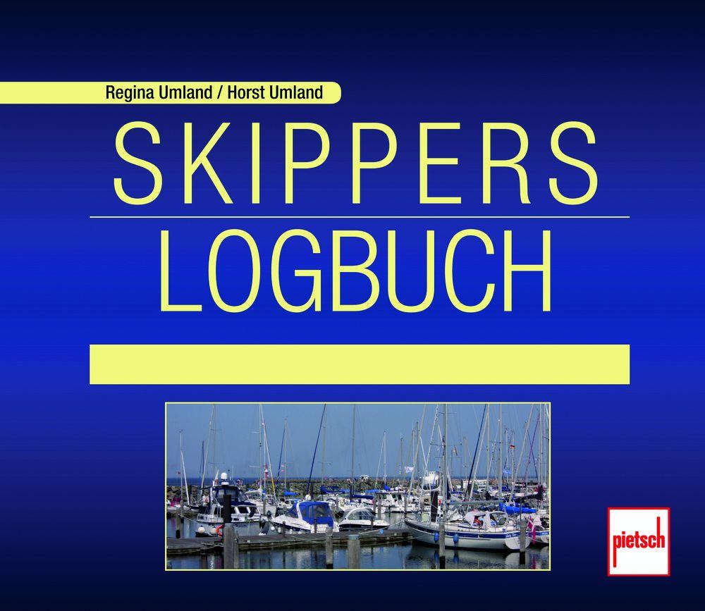 Skippers Logbuch   Logbücher&Meilennachweis   Bücher ...